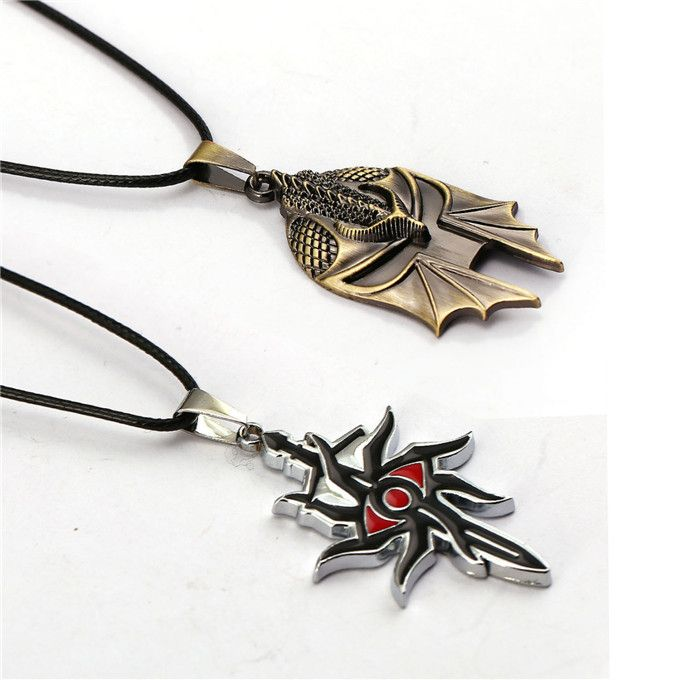 Gold rope necklace dragon age black and gold dragon drawings