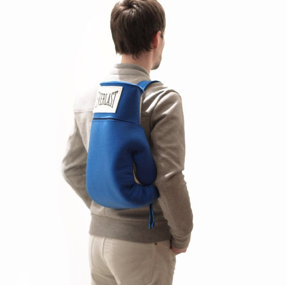 These 3d Bags Will Put Your Backpack To Shame Boxing Glove