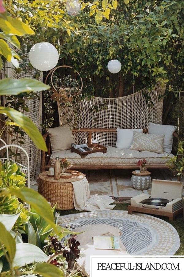 Pin On Cozy Bohemian Boho Home Decor, Long Island Outdoor Furniture Bohemia