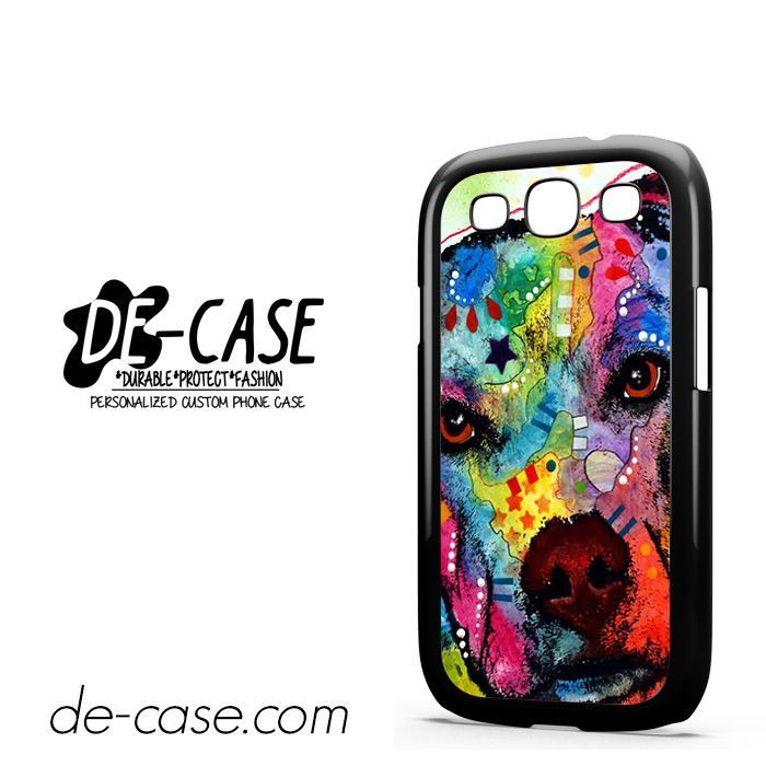 Pitbull Dean Ruso DEAL-8746 Samsung Phonecase Cover For Samsung Galaxy S3 / S3 Mini