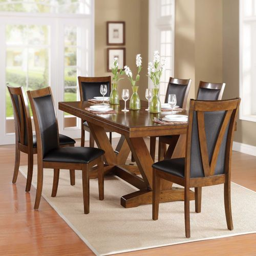 Victory 7 Piece Dining Set Bayside Furnishings By Whalen