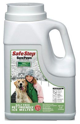 Sure Paws Safe Step Pet Friendly Ice Melt Pack Of 4