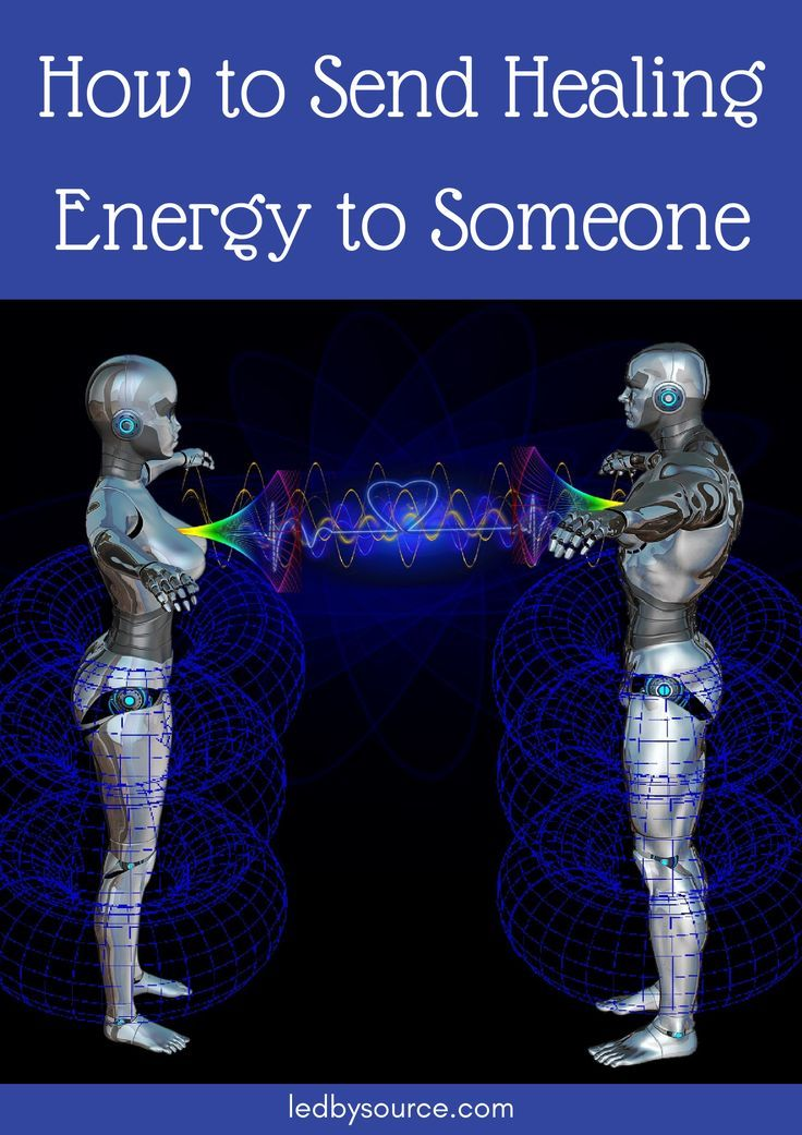 How to Send Healing Energy to Someone