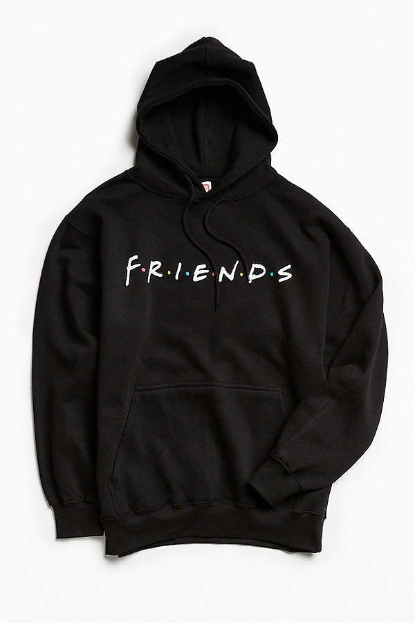 1a74ed1f Shop Friends Hoodie Sweatshirt at Urban Outfitters today. Discover more  selections just like this online or in-store. Shop your favorite brands and  sign up ...