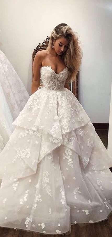 Bröllopsklänningsstilar | Balklänning bröllop