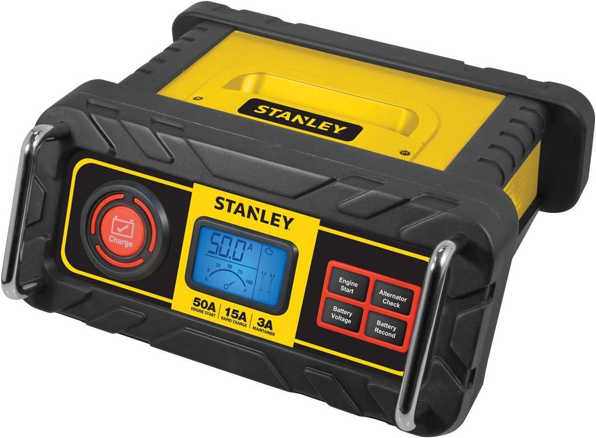 Stanley BC50BS 50 Amp Engine Starter/ 15 Amp Battery
