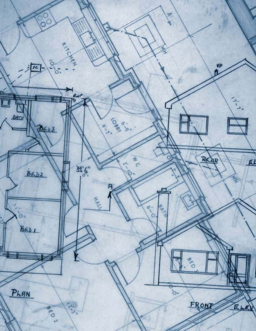 Blueprints a set of detailed scaled drawings or plans of for Reading blueprints 101