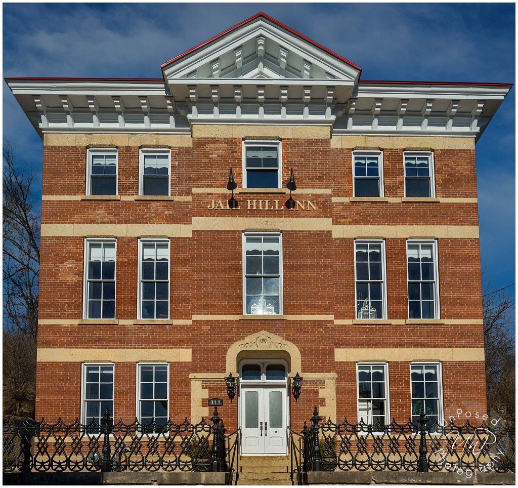 Jail Hill Inn Galena, IL Bed and Breakfast Bed and
