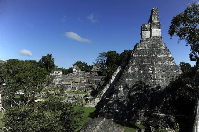 Drought May Have Led to Decline of Ancient Mayan Empire