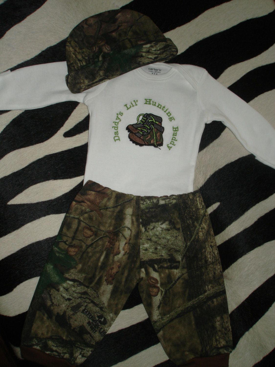 Baby Camo Outfits Hunting Mossy Oak Break Up Infinity Size