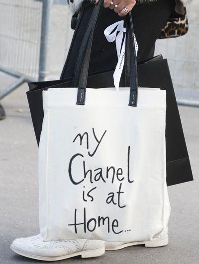 my Chanel ...