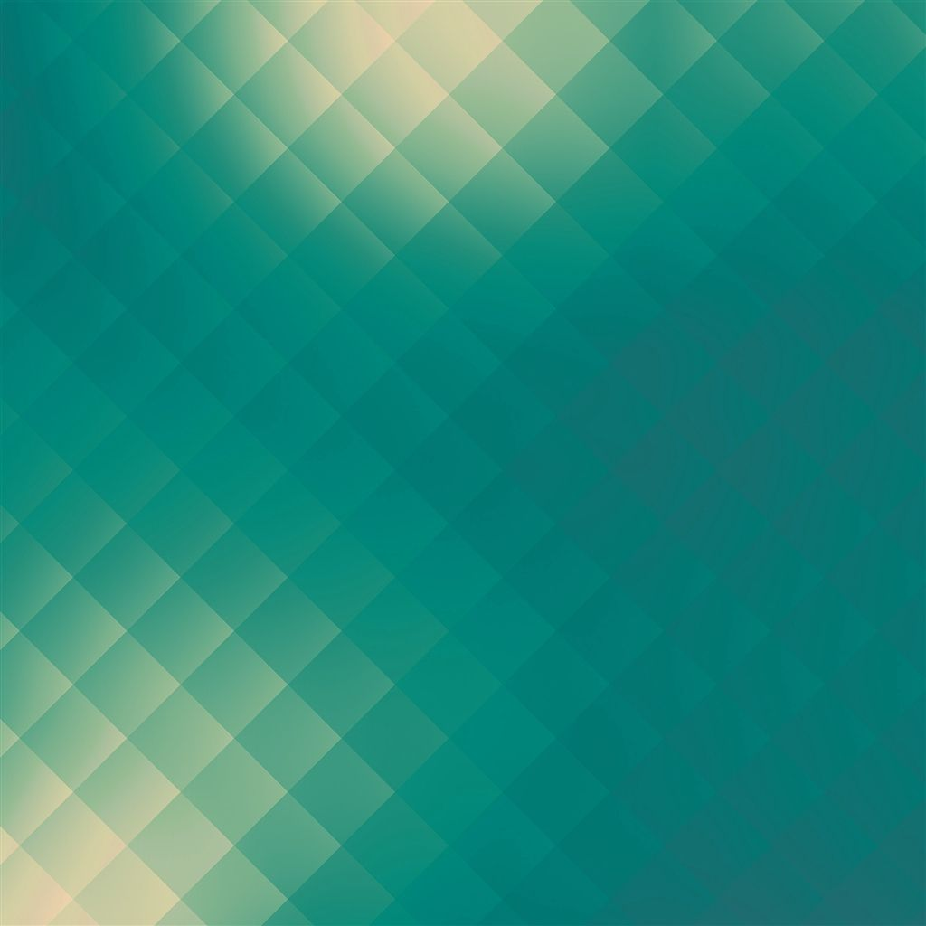 Square Party Green Soft Abstract Pattern #retina #iPad