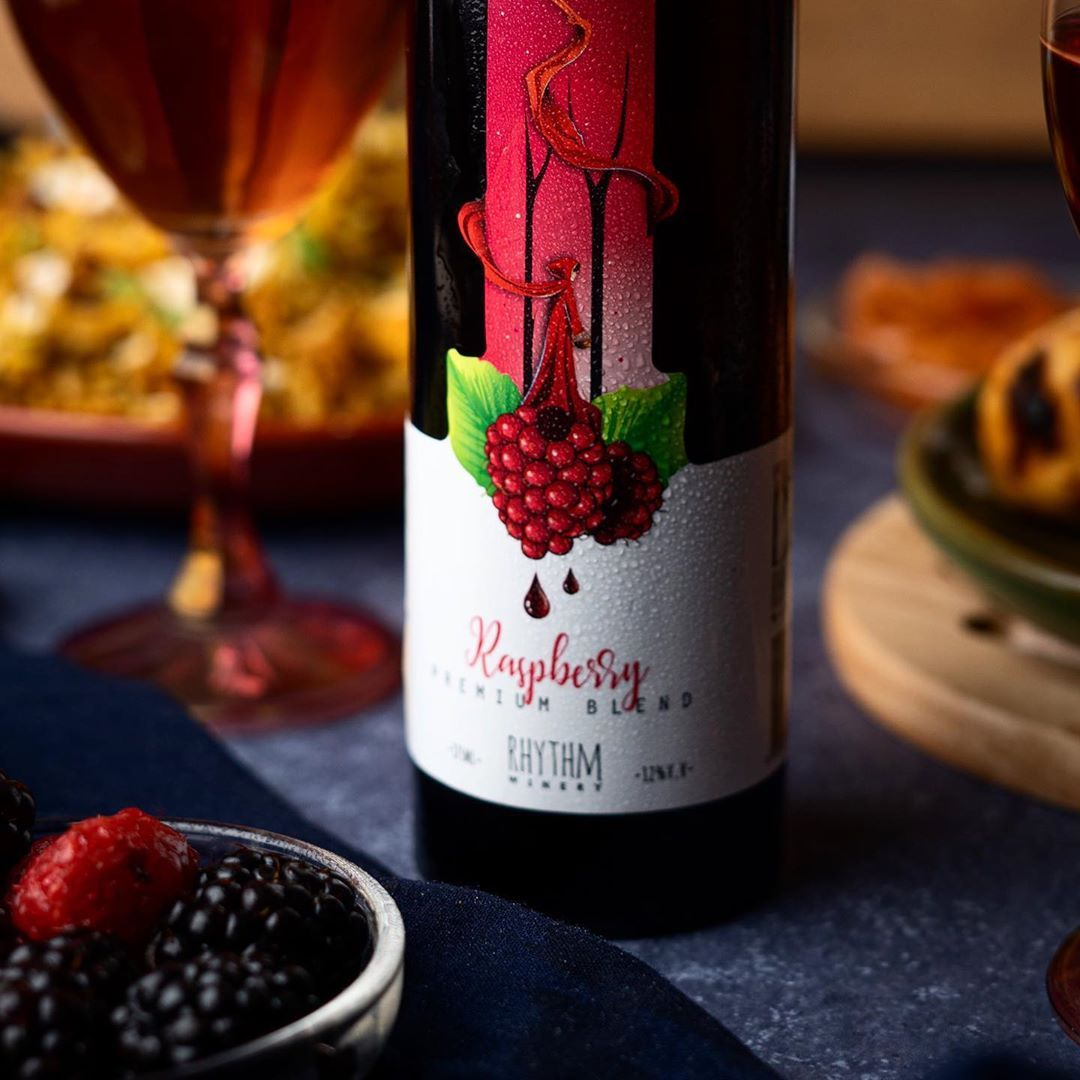 100 Likes 3 Comments Rhythm Winery Rhythm Winery On Instagram It S A Match You And Raspberry Wine Like Each Other Swi In 2020 Wine Bottle How To Make Wine