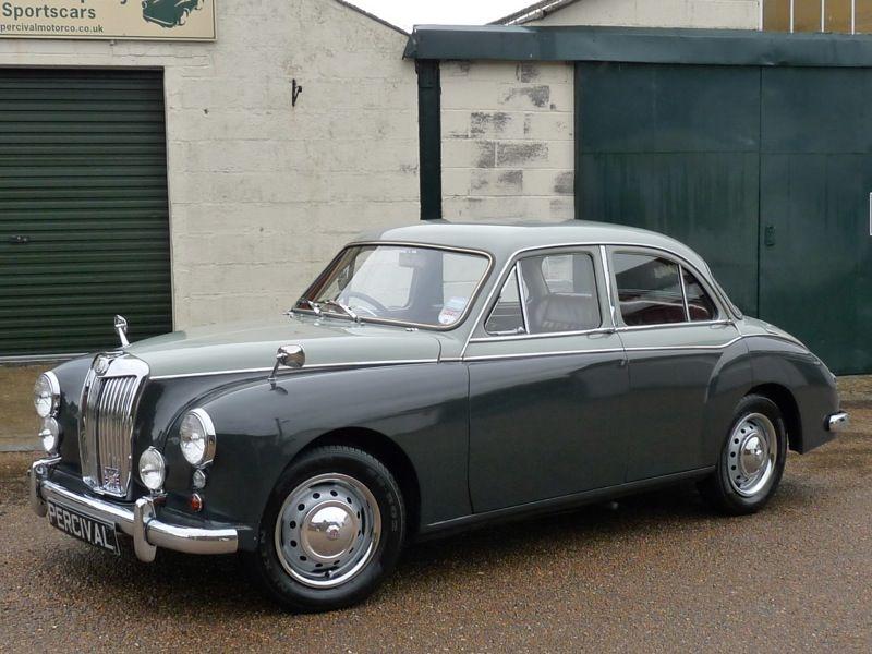 1958 MG Magnette ZB Varitone | MG | Pinterest | Cars, British car ...