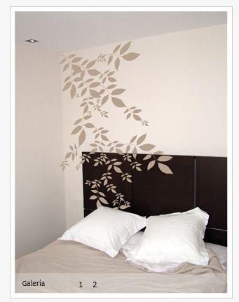 Vinilo decorativo pared dormitorio vinilos decorativos - Vinilos decorativos dormitorio ...