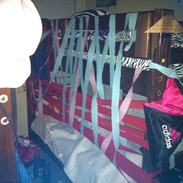 Birthday kids bed