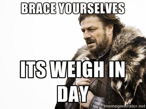 Afbeeldingsresultaat voor weighing meme