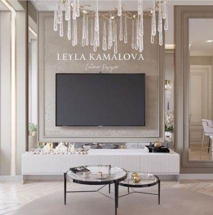 20 Ideas Living Room Large Wall Decor Ideas Inspiration Desain Interior Ide Dekorasi Rumah Dekorasi Rumah