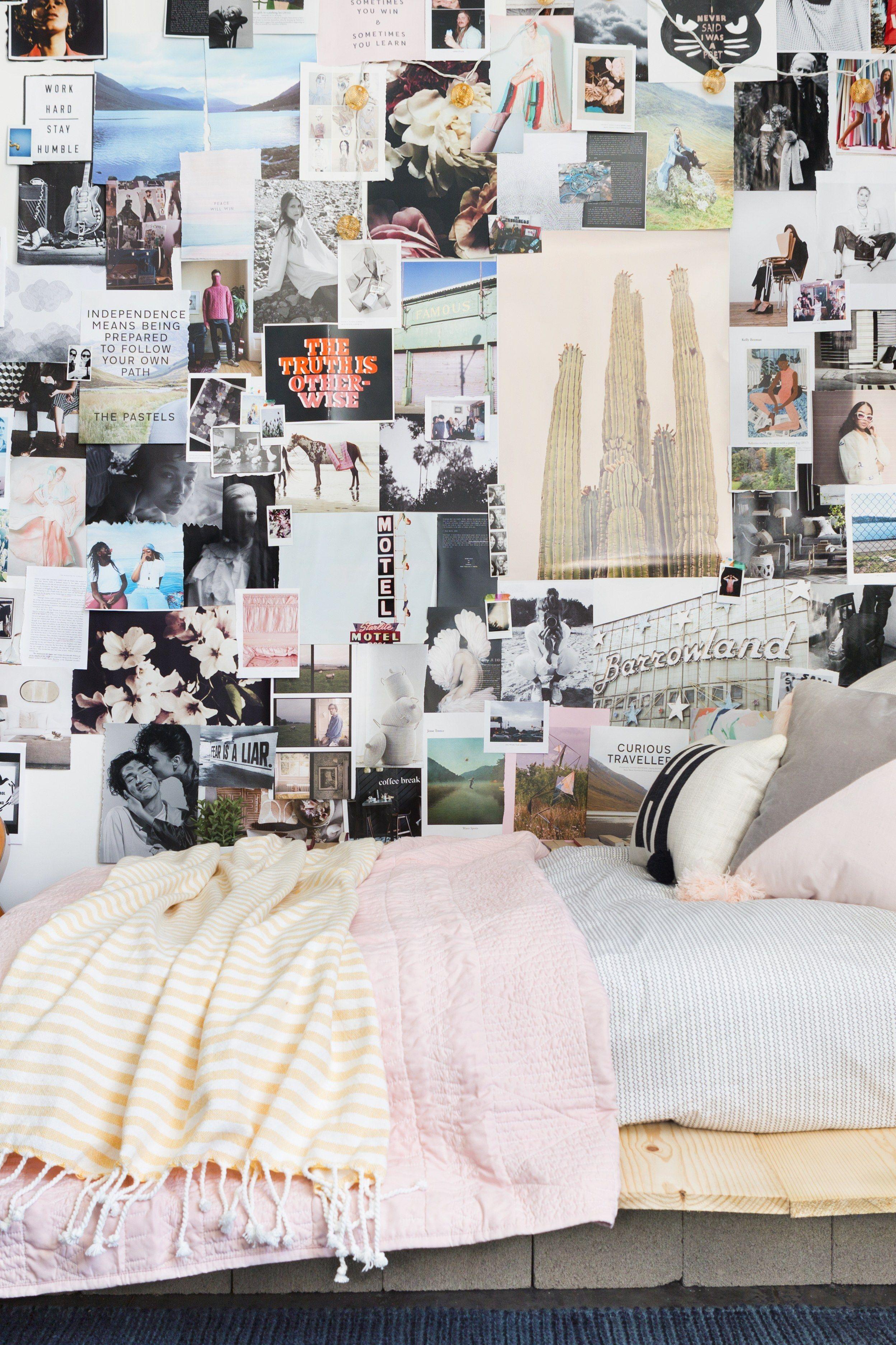 Aesthetic Dorm Room: Dorm Decor That Will Make Your New Room Feel Like Home In