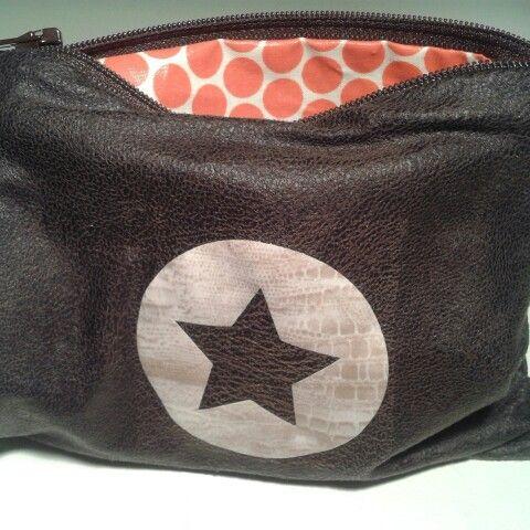 Karo-Tasche von der Taschenspieler-CD