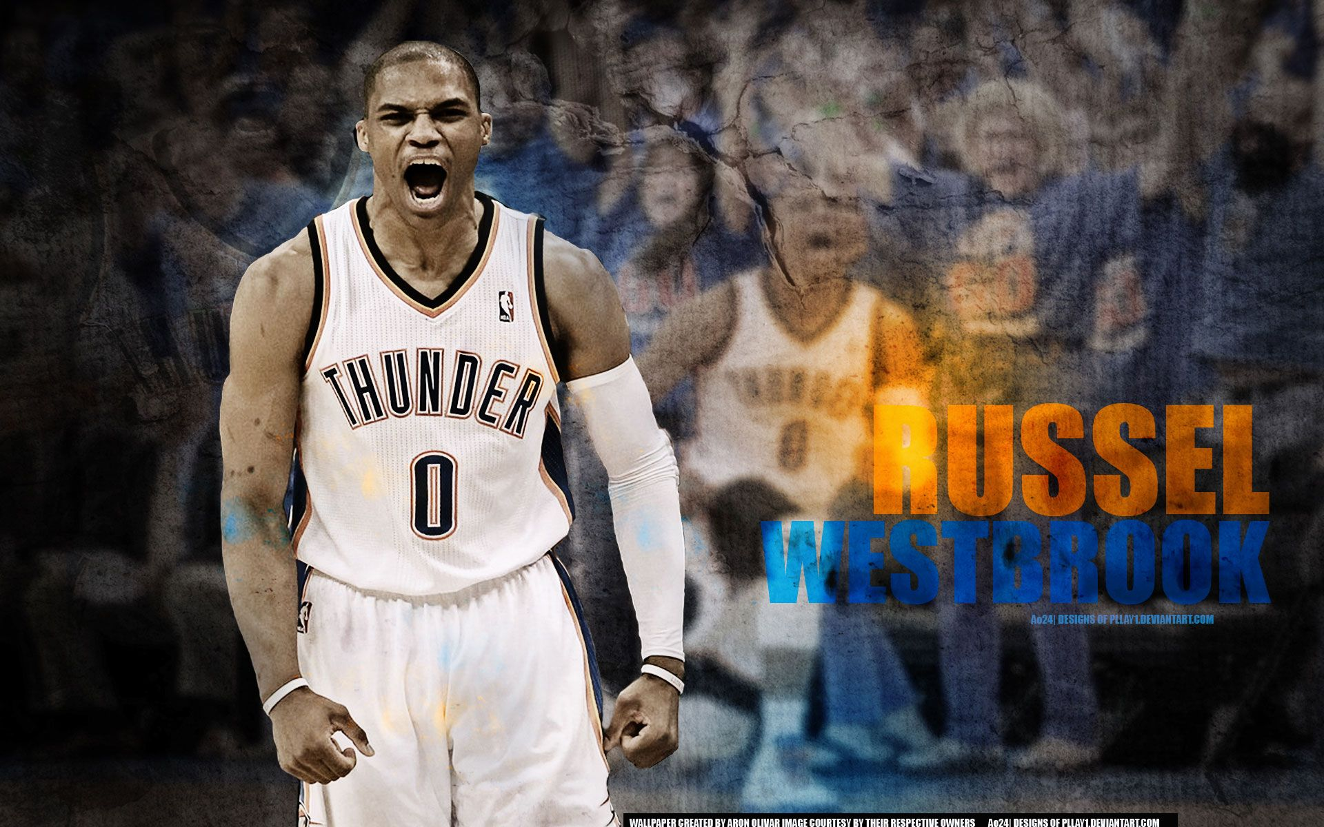 awsome russle westbrook picture