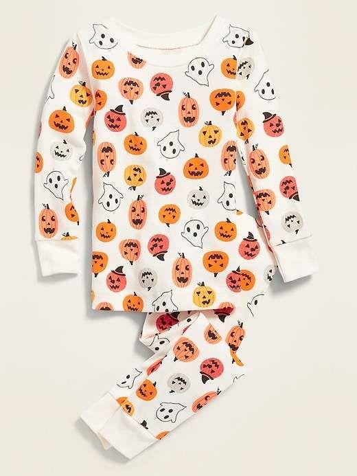 Halloween Tee Shirt Baby Boys Old Navy Glow In The Dark Trick Or Treat Print
