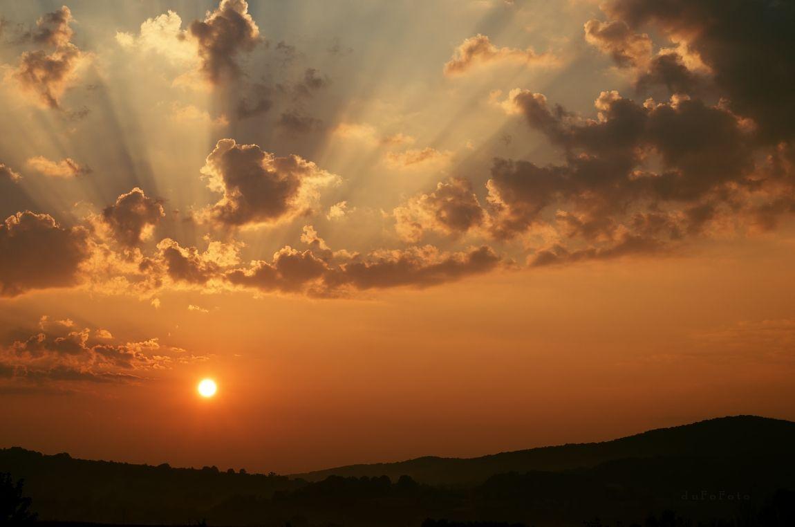 Twilight in Giurgiu