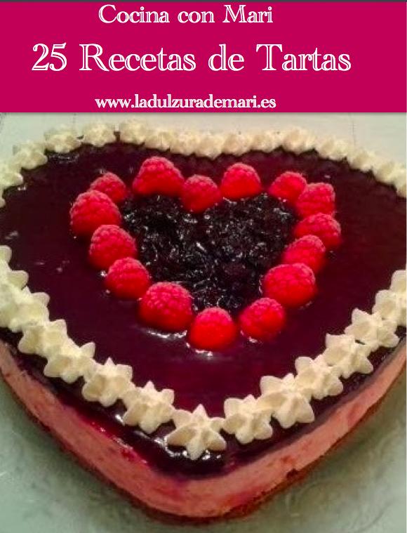 Libros Gratis De Cocina | Libro Gratis De Recetas De Tartas Recetas Cocina Con Mari