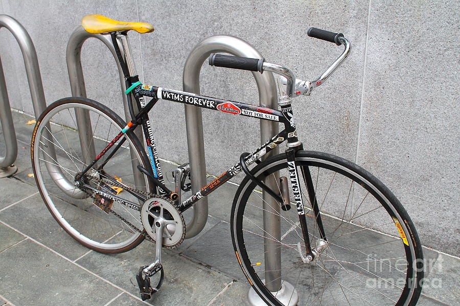 Making A Bike Look Old To Avoid Theft Does It Work Should We