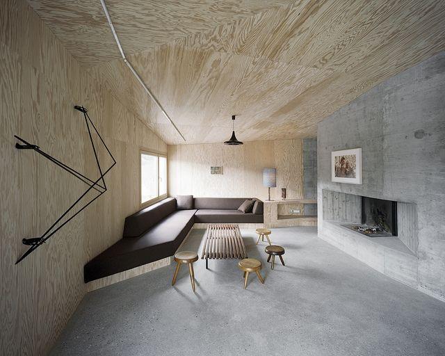 COS | Spaces | Fuhrimann Hächler Architects