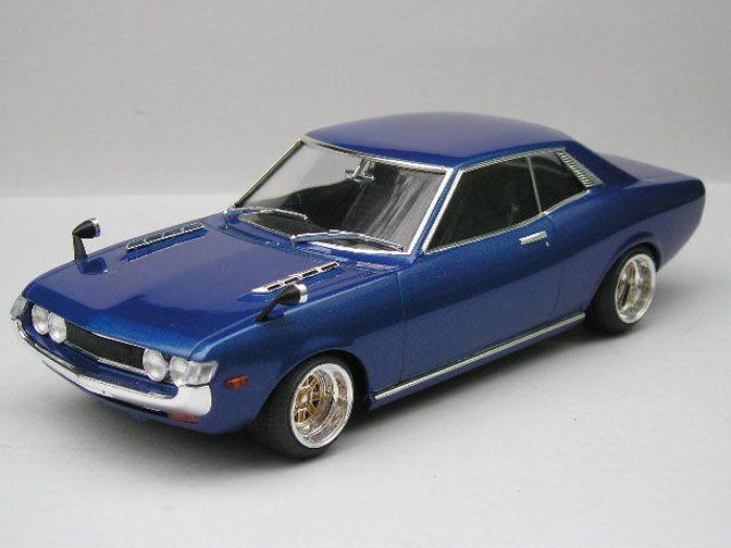 Plastic Model Cars Old