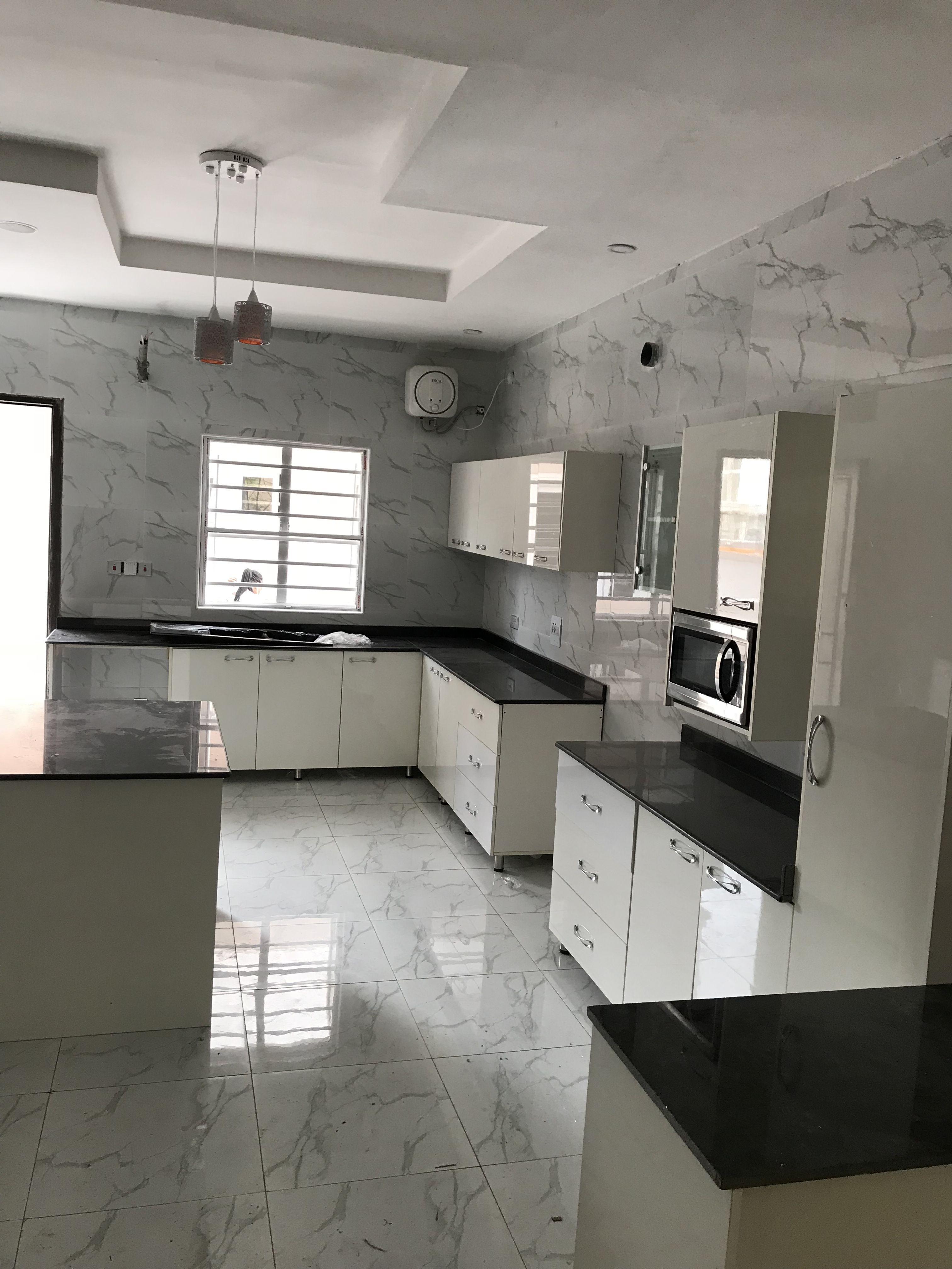 Jadidiah Furniture Nigeria Kitchen Cabinet Designed By Me