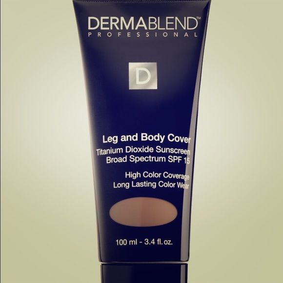 Dermablend Leg And Body Dermablend Natural Skin Tone Skin Tone Shades