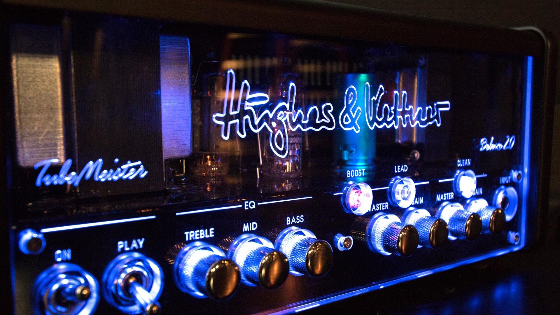 Hughes Kettner Tubemeister Deluxe 20 Tube Amp Review By Sweetwater Boutique Guitar Guitar Amp Custom Boutique