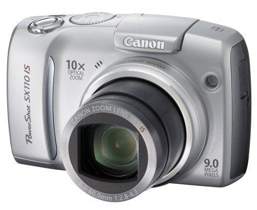 Canon Powershot Sx110is 9mp Digital Camera With 10x Optic Https Www Amazon Com Dp B001eq4c9y Ref Cm Sw R Pi Powershot Canon Powershot Best Digital Camera