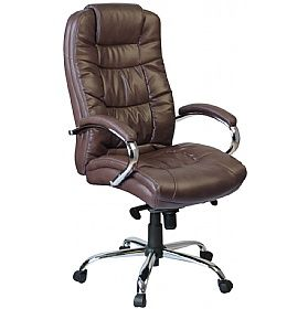 Verona Executive Leather Office Chairs Www Officefurnitureonline