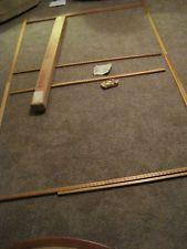 Vtg. Stretchmaster Curtain Stretcher Frame Original Box Worldsbest  Industries