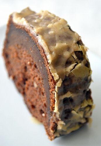 Vegan Spice Cake with Maple Cinnamon Glaze