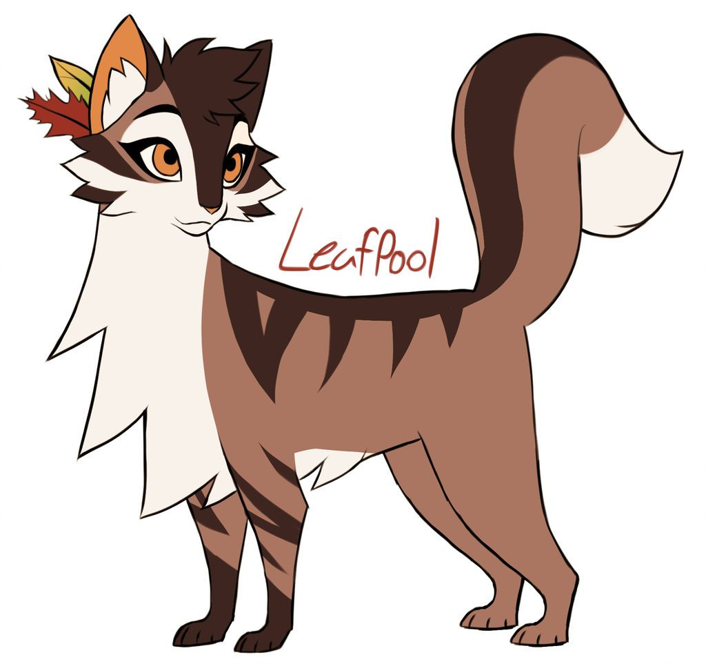 Leafpool (redesign) by SmolToxin