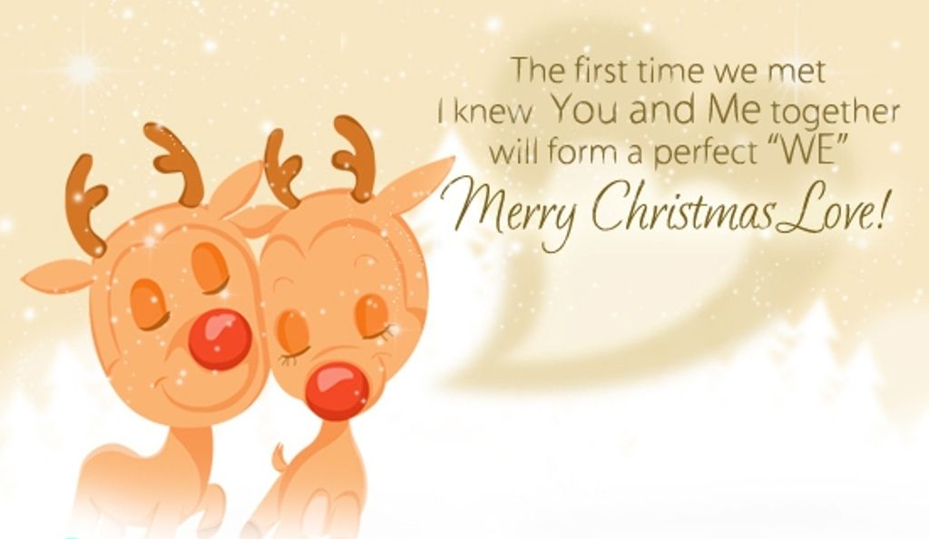 cute christmas wishes for boyfriend  merry christmas
