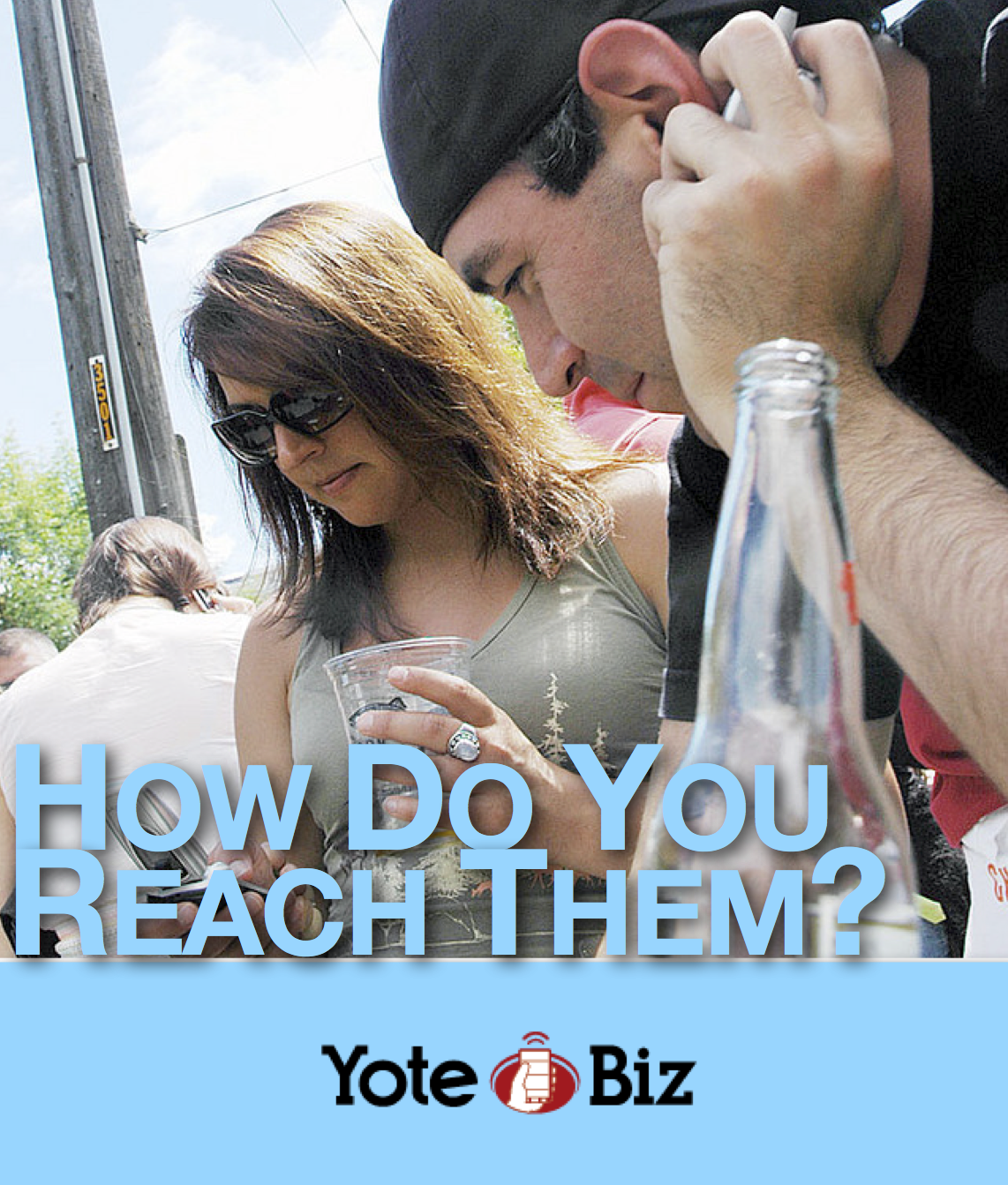 How can you reach more customers? With mobile marketing