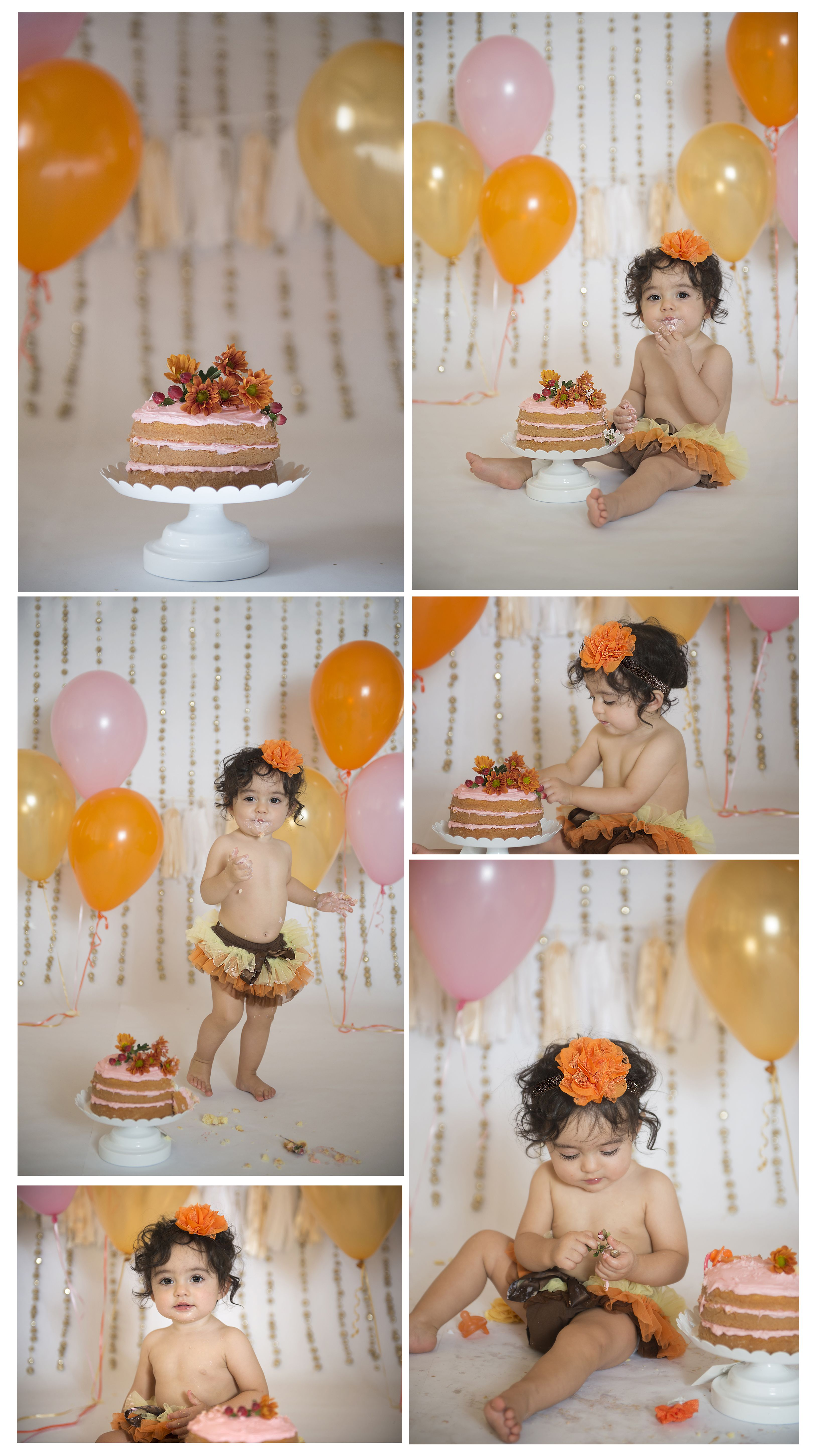 Modern Image Photography Colorado Photographer Cake Smash First Birthday Photography