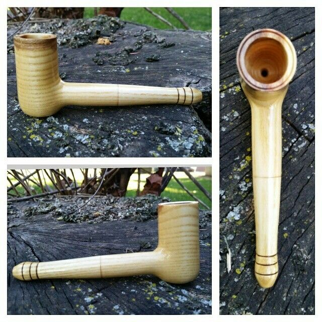 Sweet Ash pipe. Custom handmade pipes. Handcrafted One of a kind. By Kade