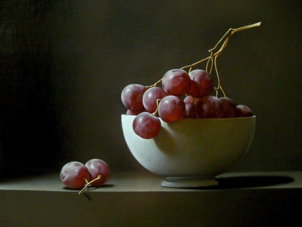 Obscur - Oeuvres de Paul Magendie | Art nature morte, Peinture de nature morte, Nature morte fruits