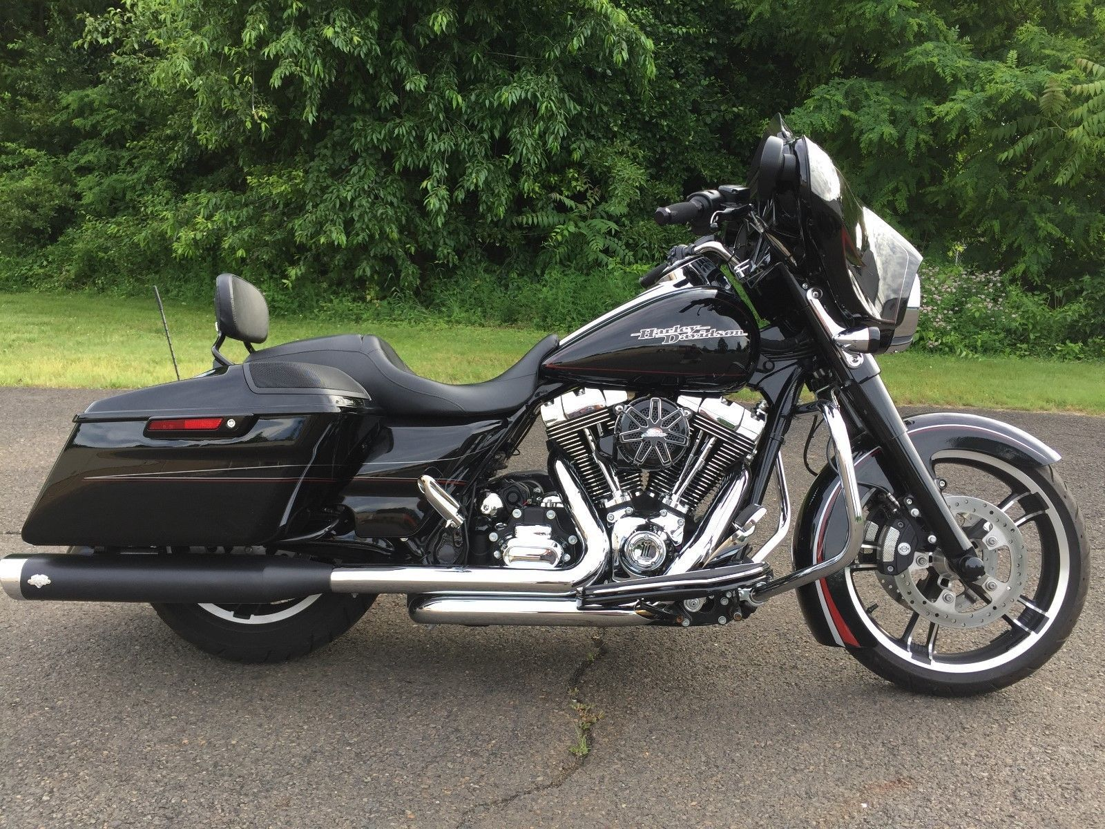 eBay: 2014 Harley-Davidson Touring 2014 STREET GLIDE SPECIAL ...