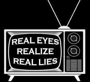 Image result for real eye realize real lies tv