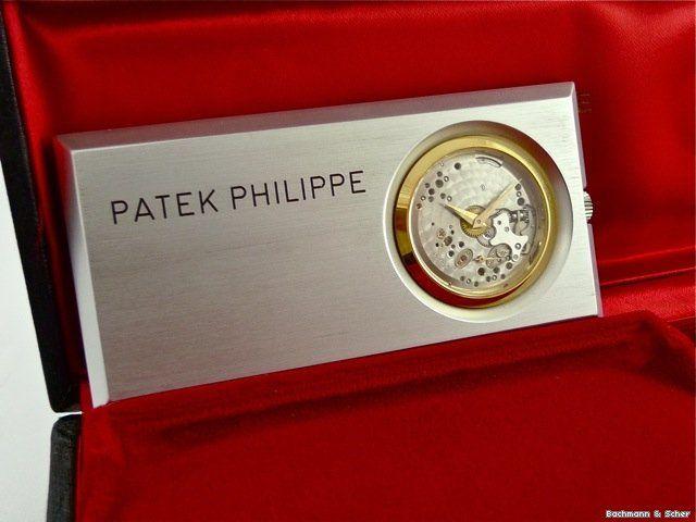 Patek Philippe Amagnetic Display Watch, 1965