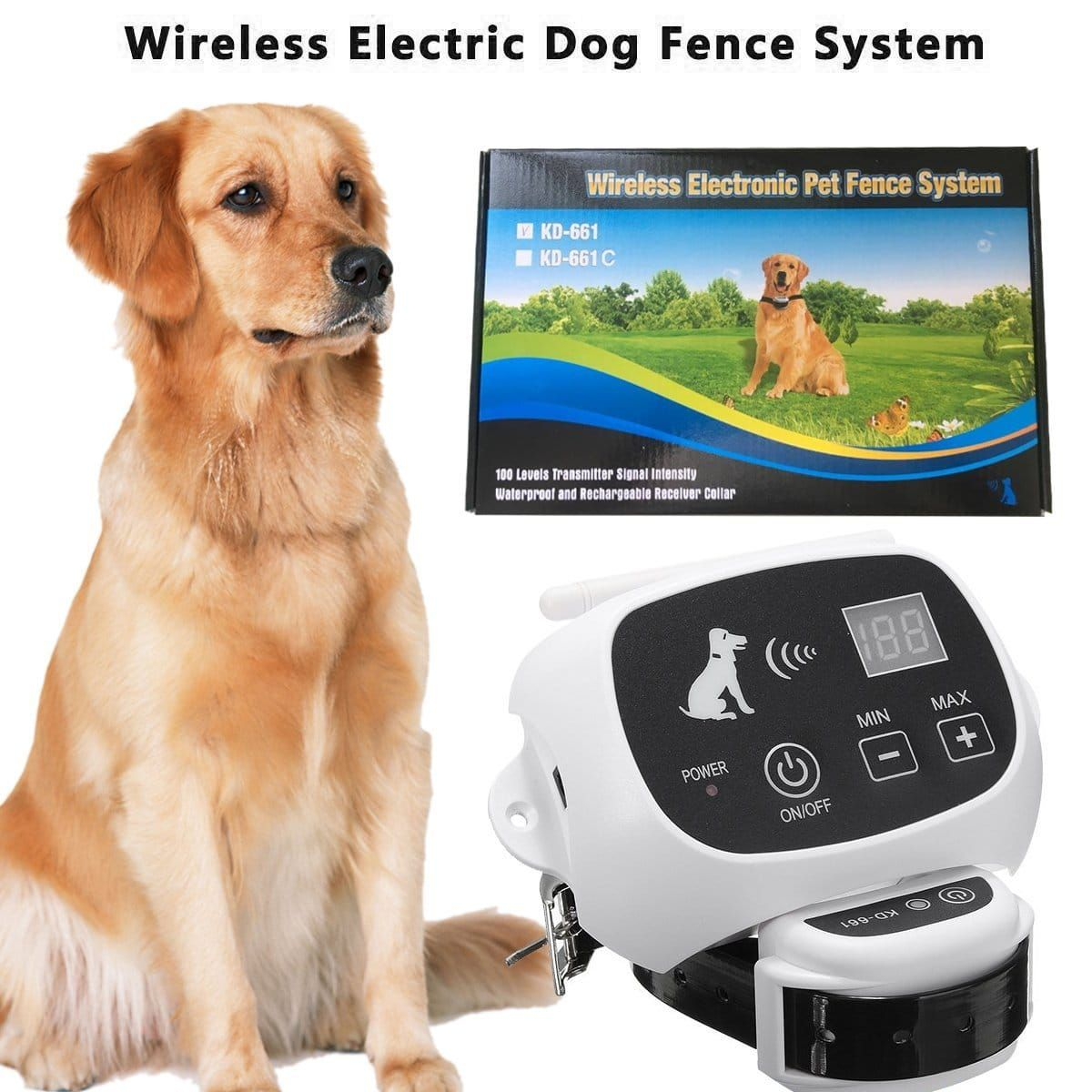 Top 10 Best Electric Dog Fences In 2020 Dog Fence Wireless Dog Fence Fence