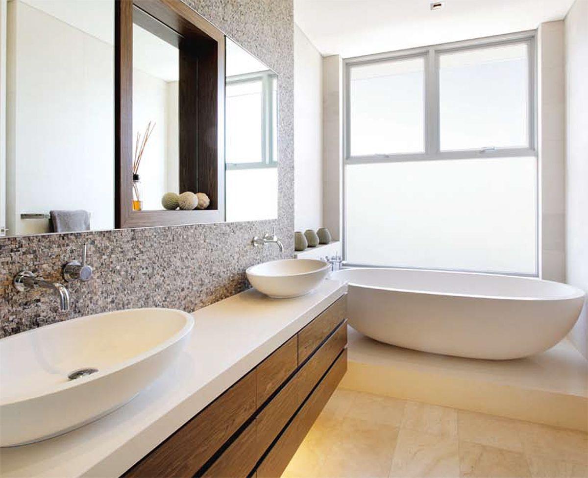 The Haven Bath and Sanctum Basins by