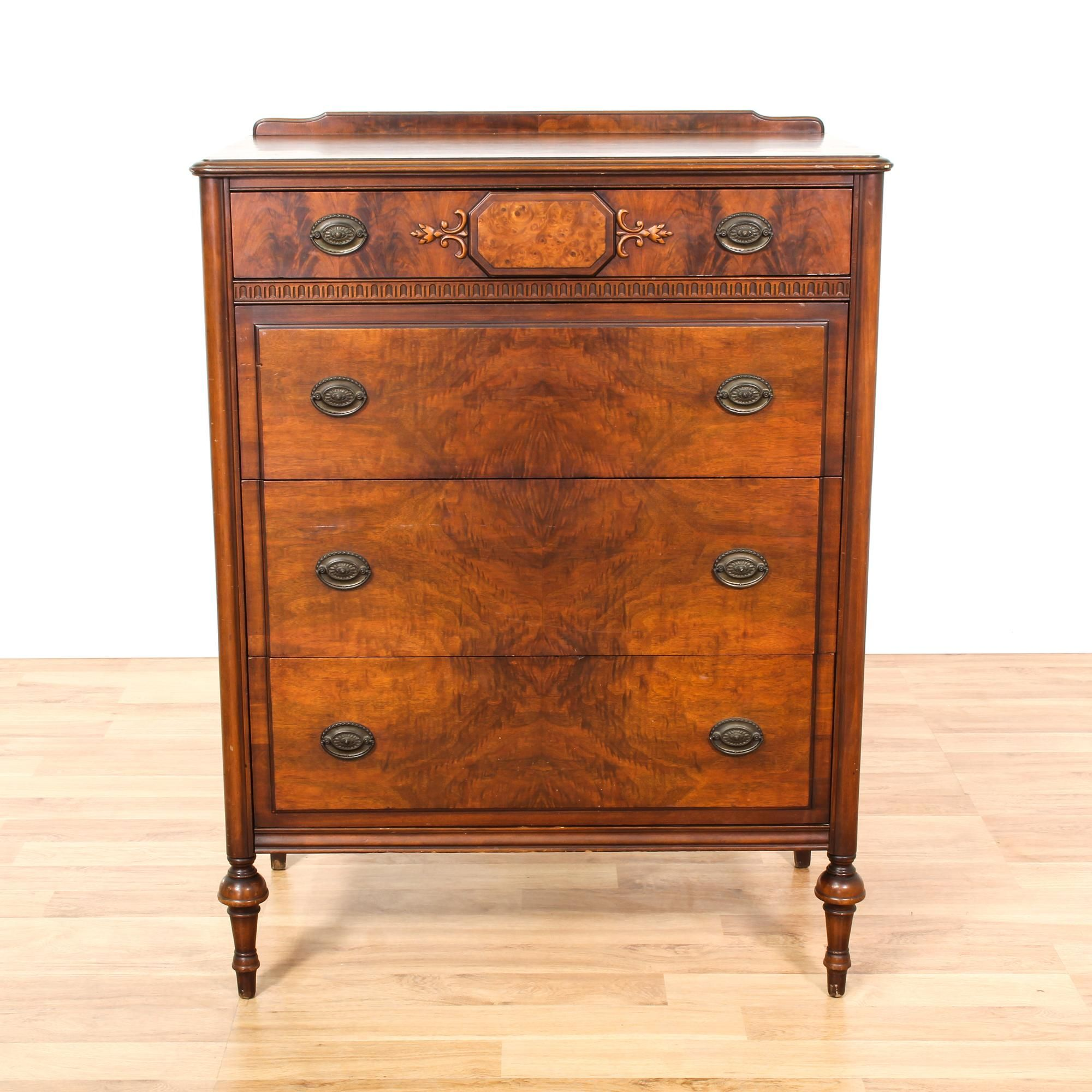 Best This Landstrom Highboy Dresser Is Featured In A Solid 400 x 300